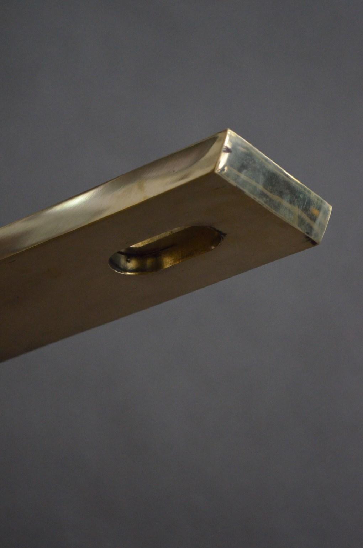 Cast-brass-H-beam-base-proto2